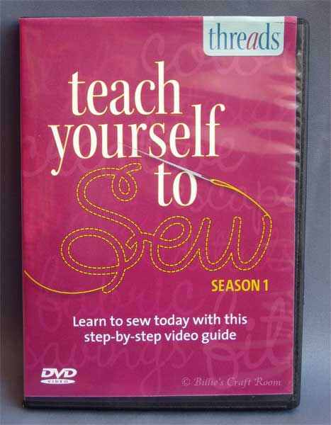 Threads; Teach Yourself to Sew, Season 1