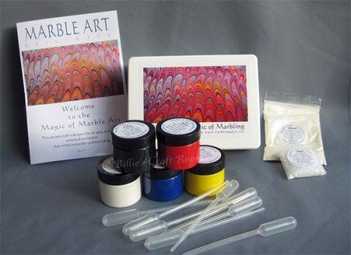Marbling 4 Fun; Marbling kit