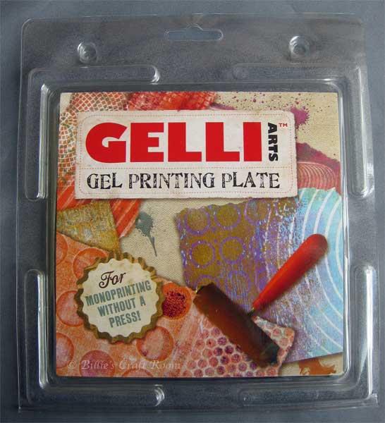 """6x6"""" Gelli Plate by Gelli Arts"""