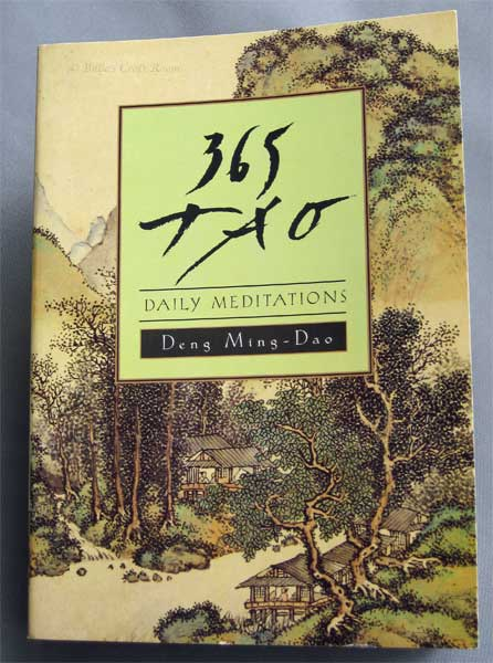 365 Tao; Daily Meditations